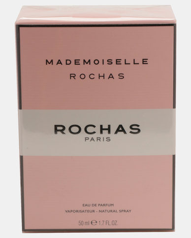 Rochas 50ml Eau Parfum De Mademoiselle 4RL5jA3