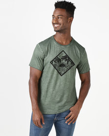Lizzard Lionel T-Shirt Green