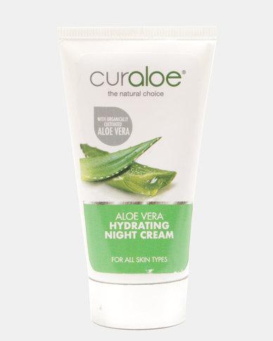 CURALOE Hydrating Night Cream