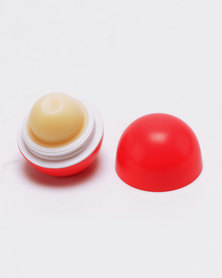 LALA LIPS Strawberry Swirl Lip Balm