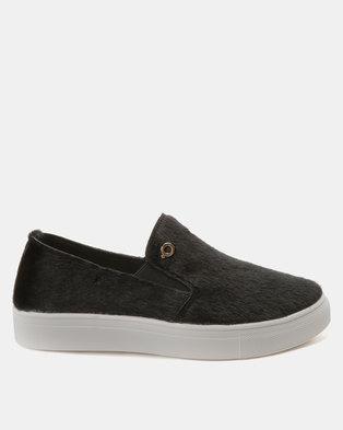 0f83e5f84532 Bronx Women Thina Sneakers Black