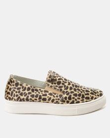 Bronx Women Thina Sneakers Cheetah