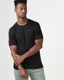 Hurley DF OAO 2.0 T-Shirt Black
