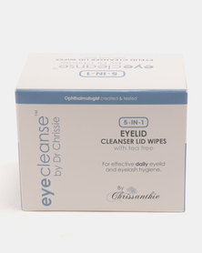 CHRISSANTHIE Eyelid Cleanser Lid Wipes