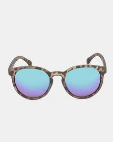 JCrew Wayfarer Sunglasses Brown/Colour