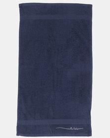 Pierre Cardin Hand Towel Navy