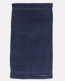 Pierre Cardin Bath Towel Navy