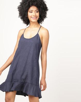 All About Eve Annabella Dress Dark Blue