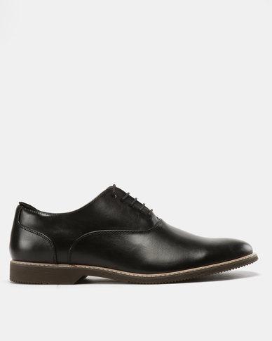 9b38c0b2608 Steve Madden Nunan Dress Shoes Black