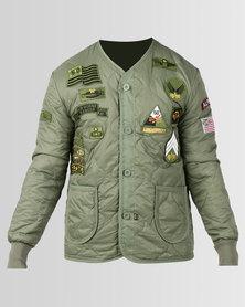 96d454ab Alpha Industries | Shop Alpha Industries Men Clothing Online at ...