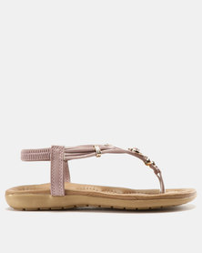 Solle Glam Sandals Lilac