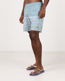 Lizzard Gordon Boardshorts Blue