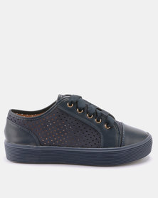 Dolce Vita Turnt Sneakers Navy