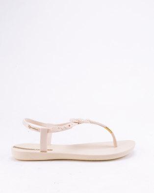 e88487a295e0 Ipanema Class Glam II Fem Sandals Beige