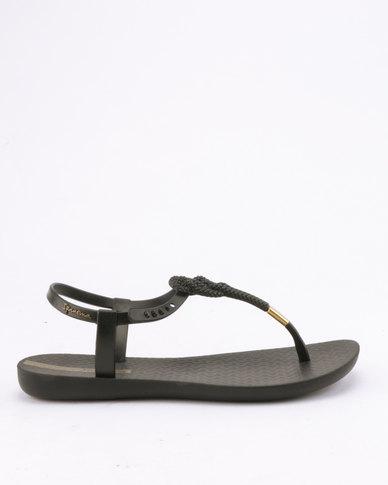 682f6a9f9 Ipanema Class Glam II Fem Sandals Black