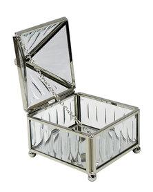 NovelOnline Quantum Trinket Box Silver