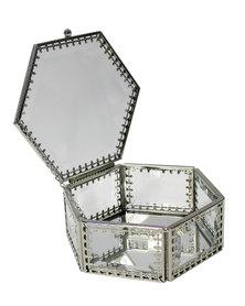 NovelOnline Havana Trinket Box Silver