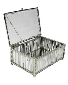 NovelOnline Mirage Trinket Box Silver