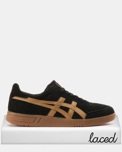 7a2866b5fda0 Asics Tiger Gel-Vickka TRS Sneakers Black Caramel