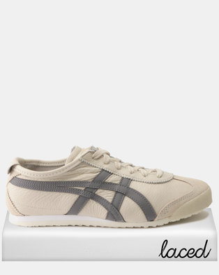 Onitsuka Tiger Mexico 66 Sneakers Oatmeal Carbon  9c69077c1f
