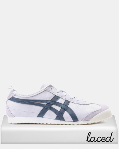100% authentic 18bab bc7ae Onitsuka Tiger Mexico 66 Sneakers Lilac Opal/ Midnight Blue