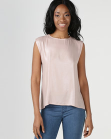 Elmerane du Plessis Original Kelly Top Pink