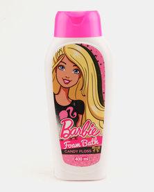 Character Brands Barbie Bubble Bath Pink