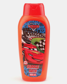 Character Brands Cars Bubble Bath Red