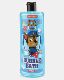 Character Brands Paw Patrol Bubble Bath Blue