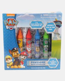 Character Brands Paw Patrol Bath Doodler Set Brown