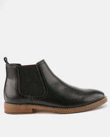 Bata Red Label Chelsea Boots Black