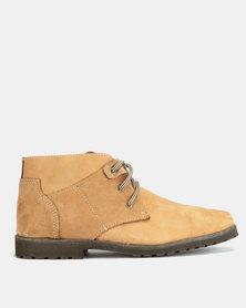 EVOX Elvis Boots Camel/Tan