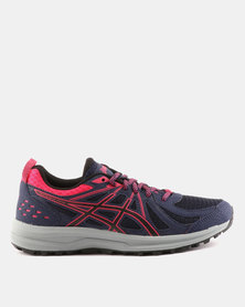 Asics Performance Frequent XT Running Shoes Blue
