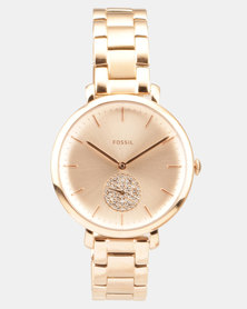 Fossil Jacqueline Watch Rose