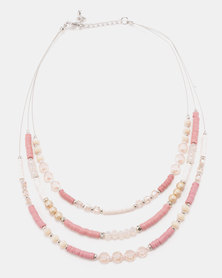 Lily & Rose Layered Necklace Multi