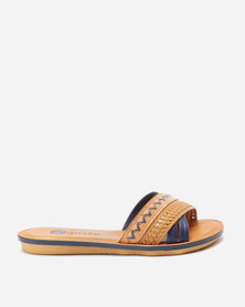 Grendha Los Roques III Chin AD Sandals Blue