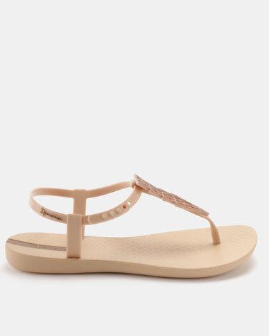 05c010477 Ipanema Class Glam Fem Sandals Beige