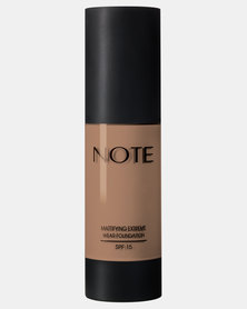 Note Cosmetics Mattifying Wear Foundation 101 Bisque