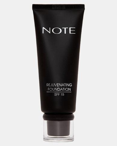 Note Cosmetics Rejuvenating Tube Foundation 04 Sand