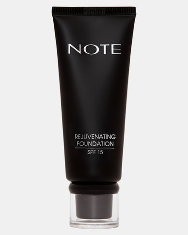 Note Cosmetics Rejuvenating Tube Foundation 07 Apricot