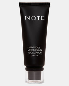 Note Cosmetics Luminous Moisturizing Foundation 110 Smoke