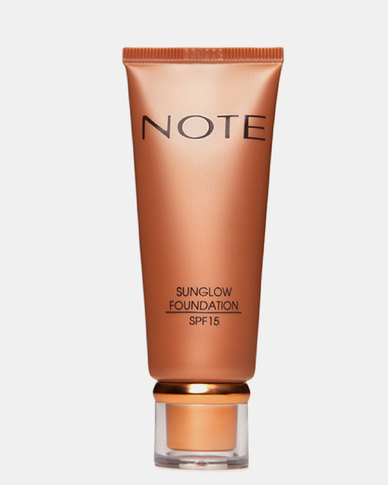 Note Cosmetics Sun Glow Foundation 10