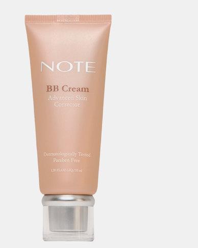 Note Cosmetics BB Cream 01