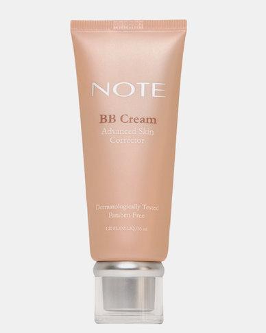 Note Cosmetics BB Cream 03