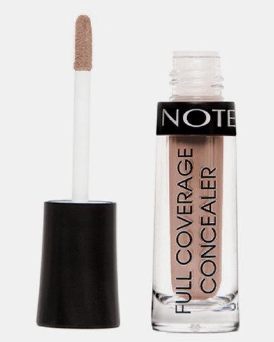Note Cosmetics Full Coverage Liquid Concealer 400 Cool Honey