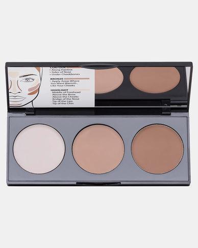 Note Cosmetics Perfecting Contouring Cream Palette 01