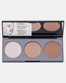 Note Cosmetics Perfecting Contouring Powder Palette 01