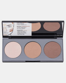 Note Cosmetics Perfecting Contouring Powder Palette 02