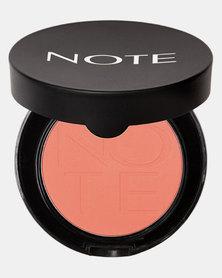 Note Cosmetics Luminous Silk Compact Blusher 02