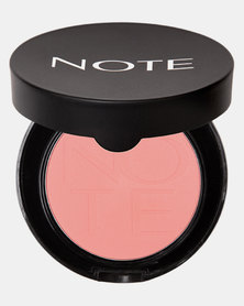 Note Cosmetics Luminous Silk Compact Blusher 06